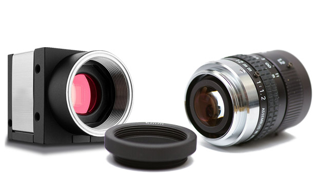 5Mega Pixel Vision Camera